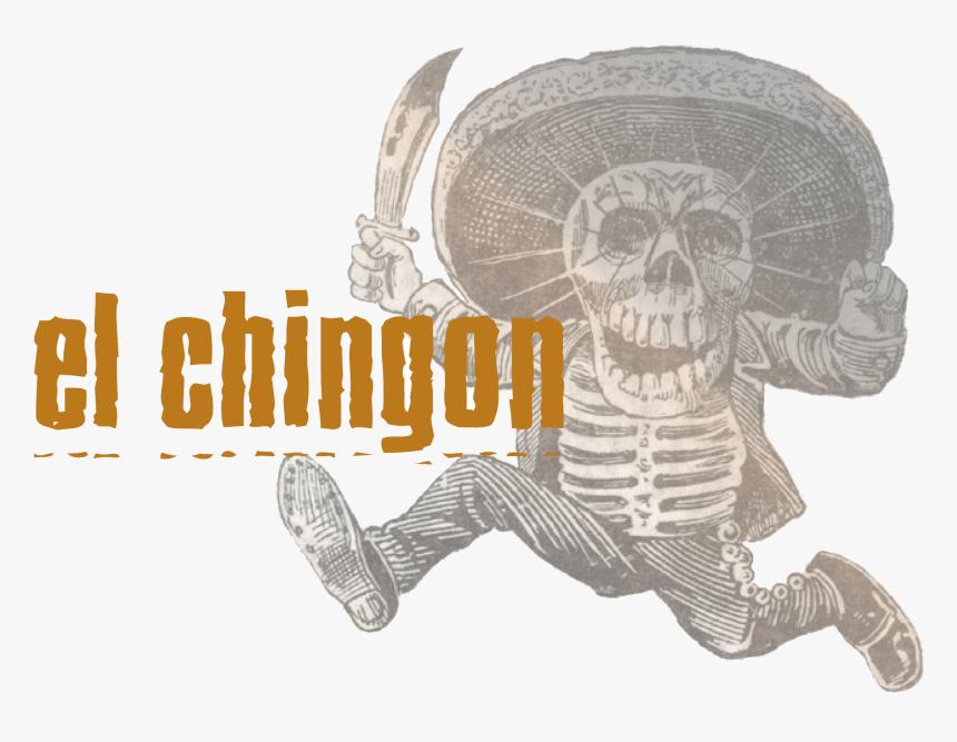 El Chingon - Los Chingones Lo Do, HD Png Download, Free Download