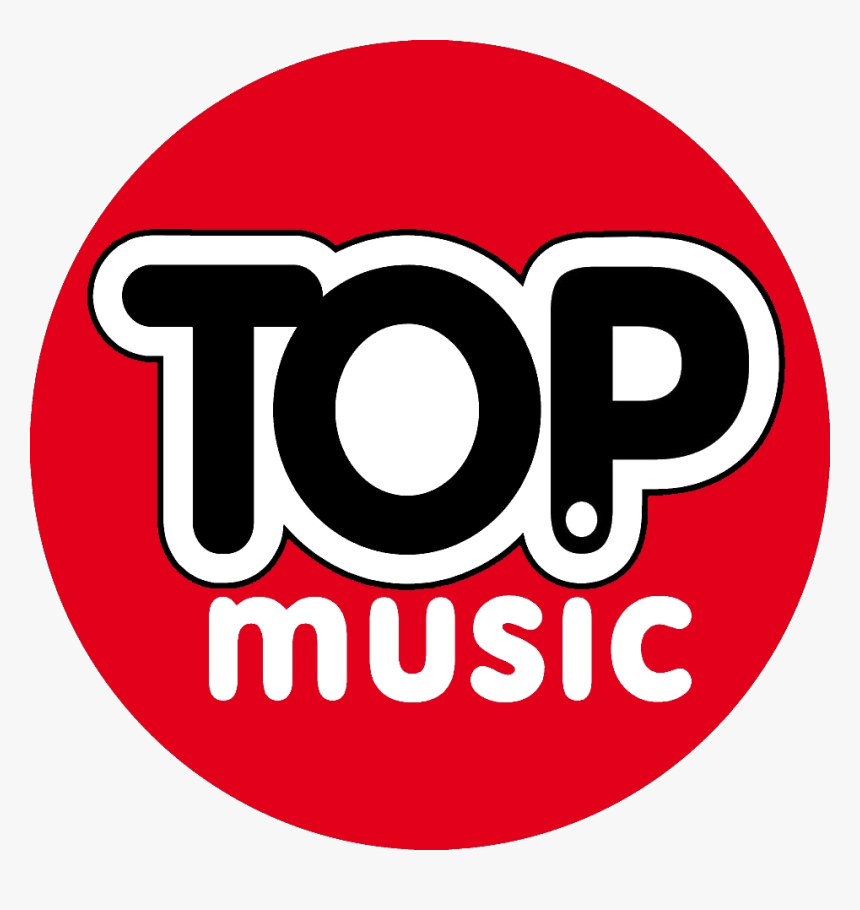 Top Music Red Logo Png Logo Top Music Png Transparent Png Kindpng
