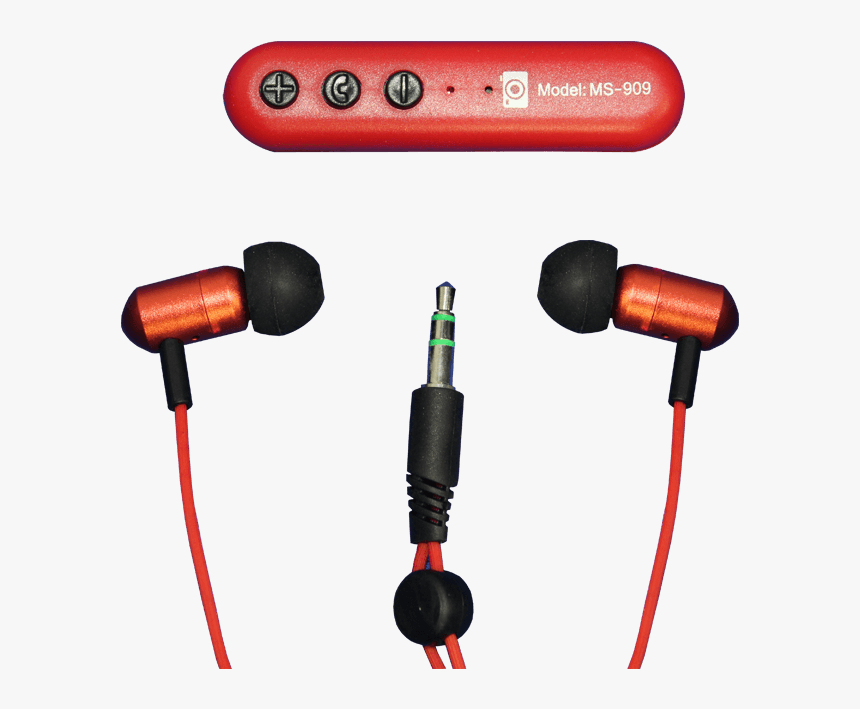Ms 808 Ear Phone, HD Png Download, Free Download