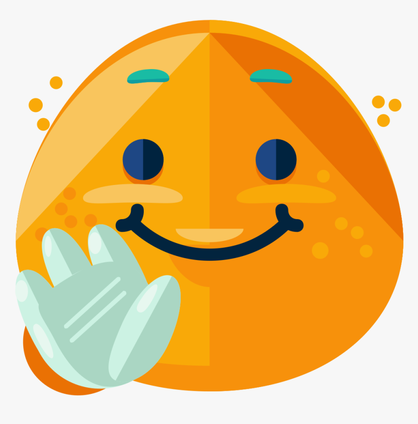 Transparent Png Emoticons - Iconos De Risa, Png Download, Free Download