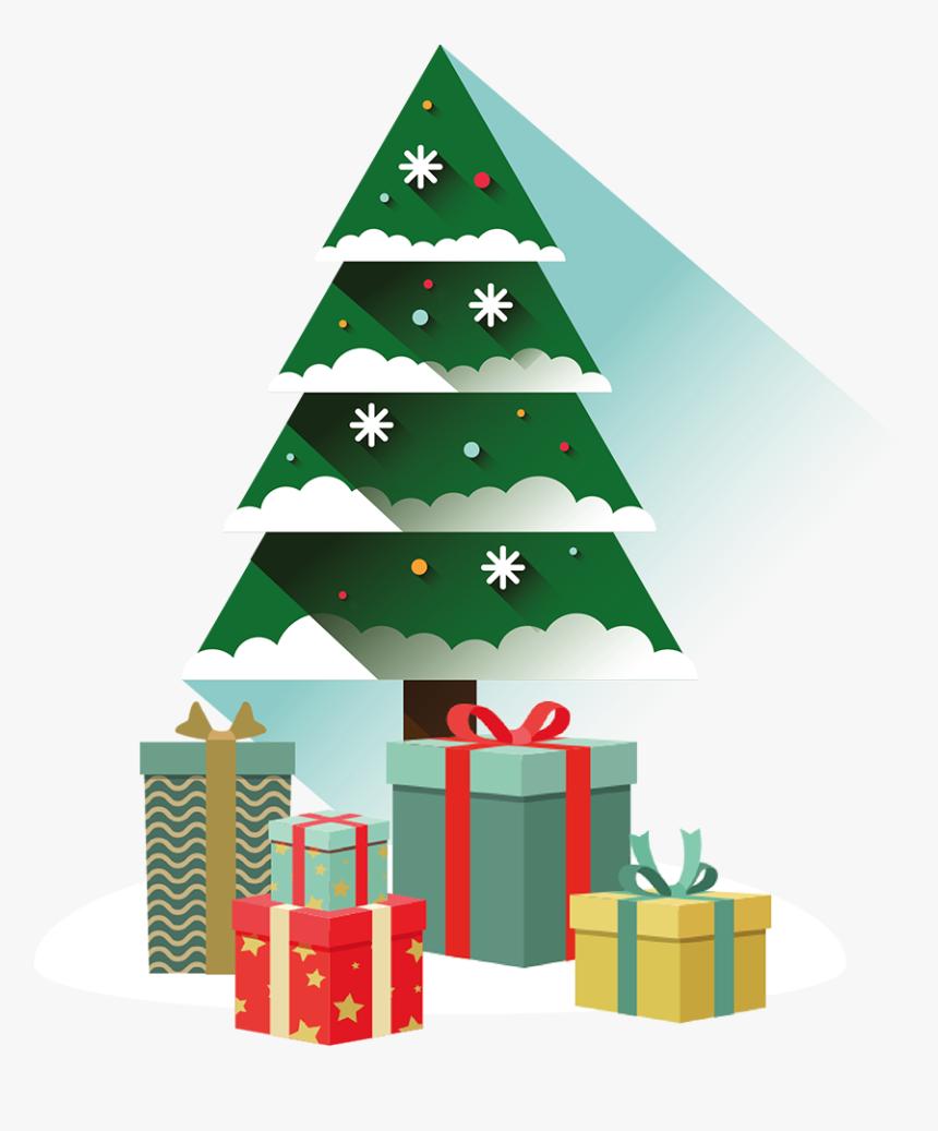Arboles De Navidad Sin Fondo - Arbol De Navidad Sin Fondo, HD Png Download, Free Download
