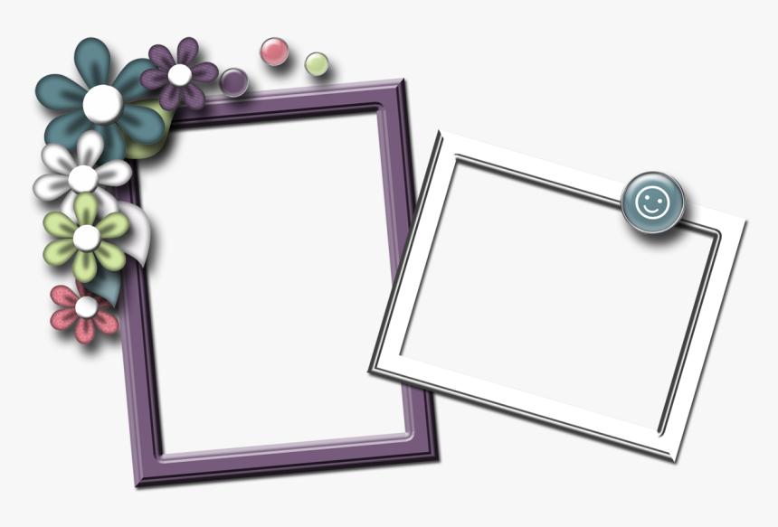 Free 57 Frame Cluster 1 Ge - Frame For Scrapbook Png, Transparent Png, Free Download