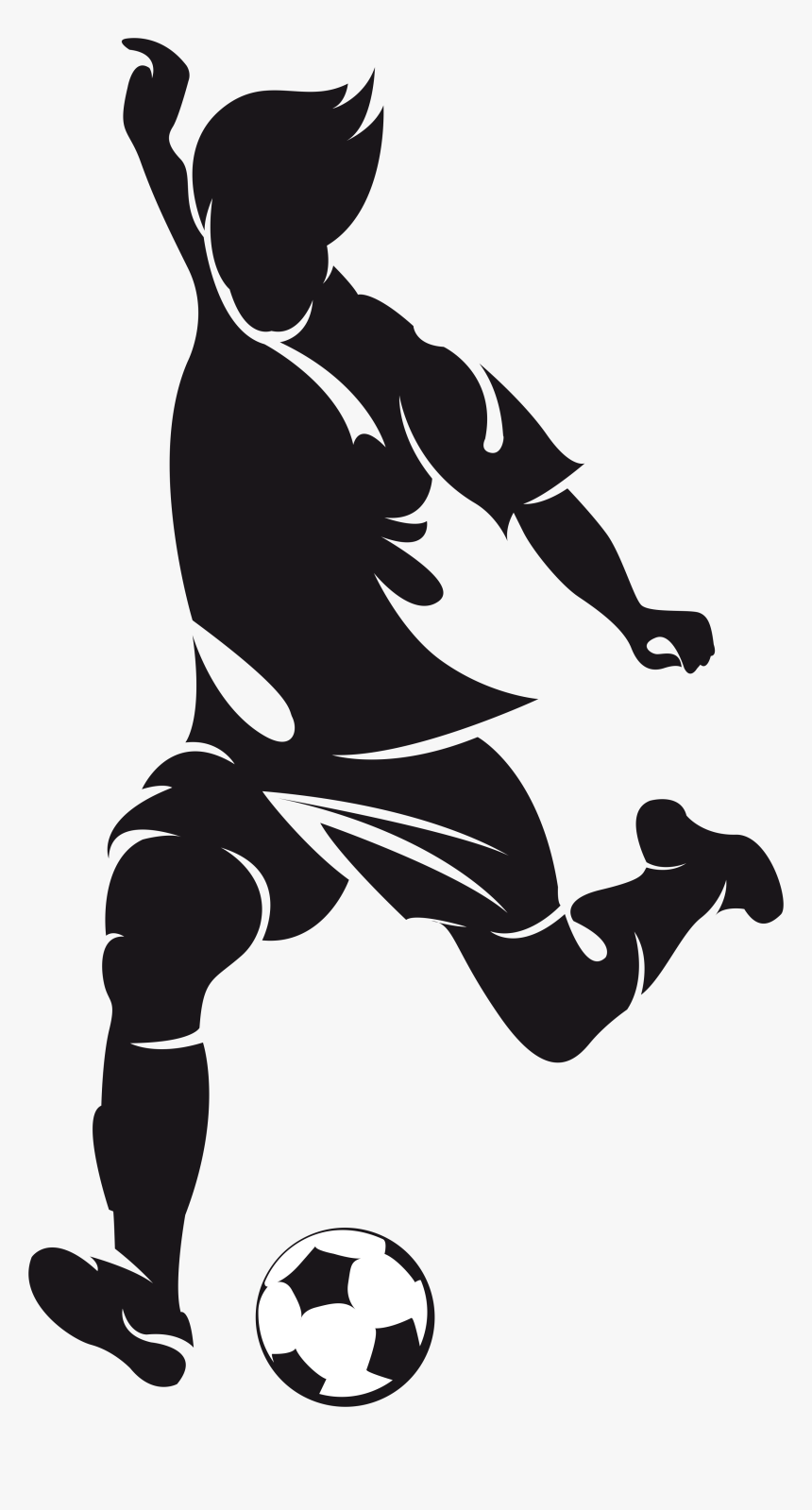Football Player American Football Clip Art - Vector Football Player Png, Transparent Png, Free Download