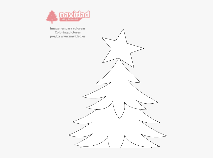 60 Dibujos Navideños Para Colorear, HD Png Download, Free Download