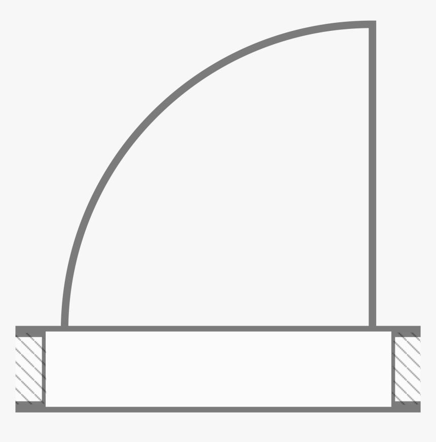 Door Symbol Floor Plan Png