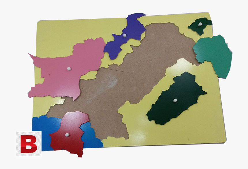 Pictures Of Map Of Pakistan Large - Atlas, HD Png Download, Free Download