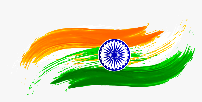Background India Flag Png, Transparent Png, Free Download