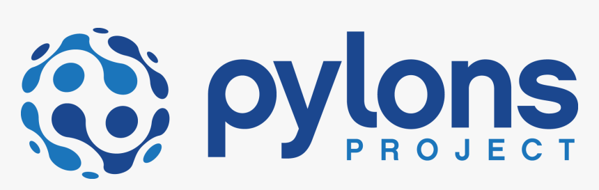 Pylons Project Logo On Transparent Background - Transparent Background Logo Png, Png Download, Free Download