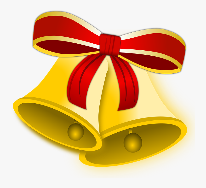 Sinos, Natal, Enfeites De Natal, Mercado De Natal - Christmas Jingle Bells Png, Transparent Png, Free Download