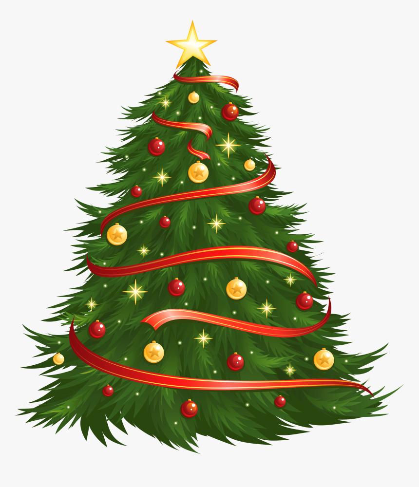 Arvore De Natal Png - Christmas Tree Vector Png, Transparent Png, Free Download