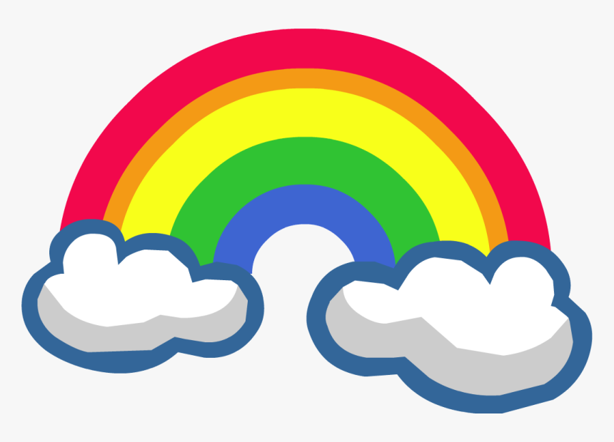 Transparent Background Rainbow Icon, HD Png Download, Free Download