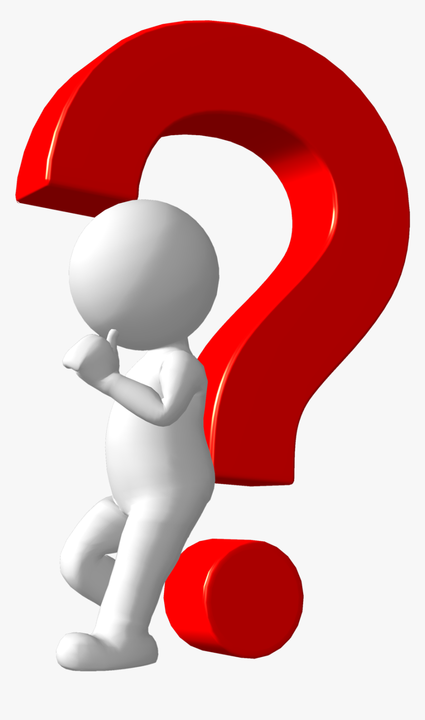 Question Mark Png - Question Man, Transparent Png, Free Download