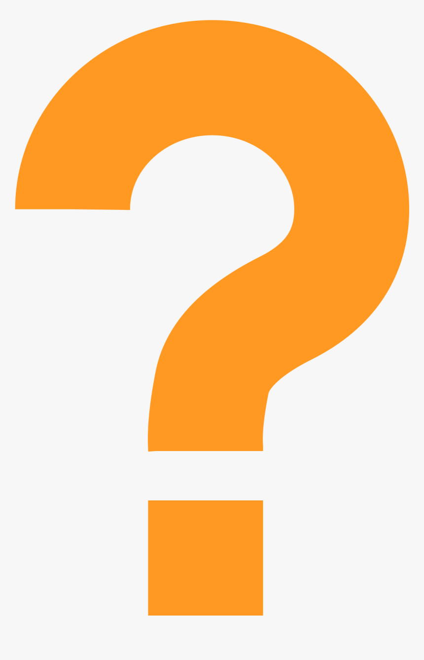 Question Mark Png - Transparent Background Question Mark Vector, Png Download, Free Download