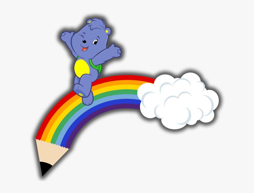 Nova Logo Da Escola - Escola Arco Iris Png, Transparent Png, Free Download