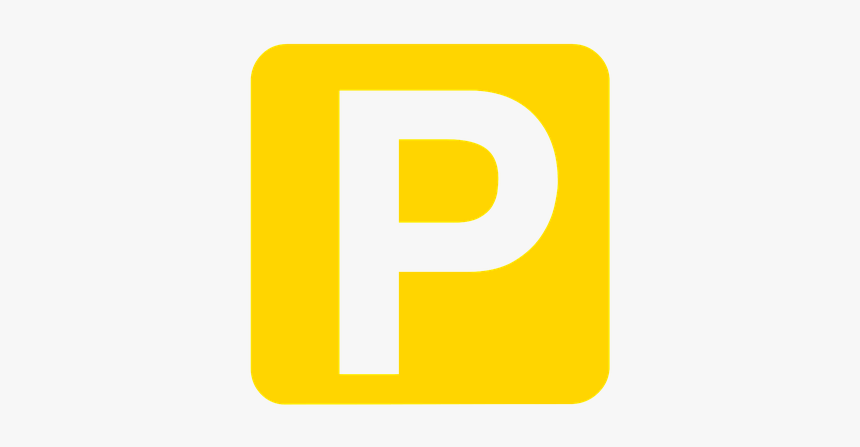 Parking, Symbol, Shield, Warning, Note, Signs, Icon - Sign, HD Png Download, Free Download