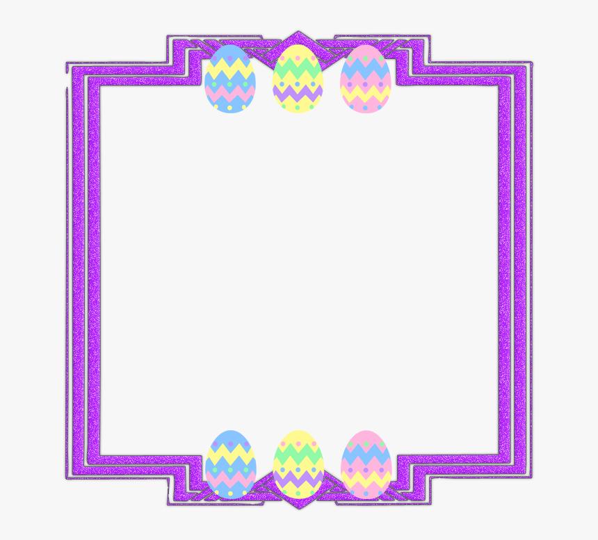Transparent Easter Frame Png - Portable Network Graphics, Png Download, Free Download