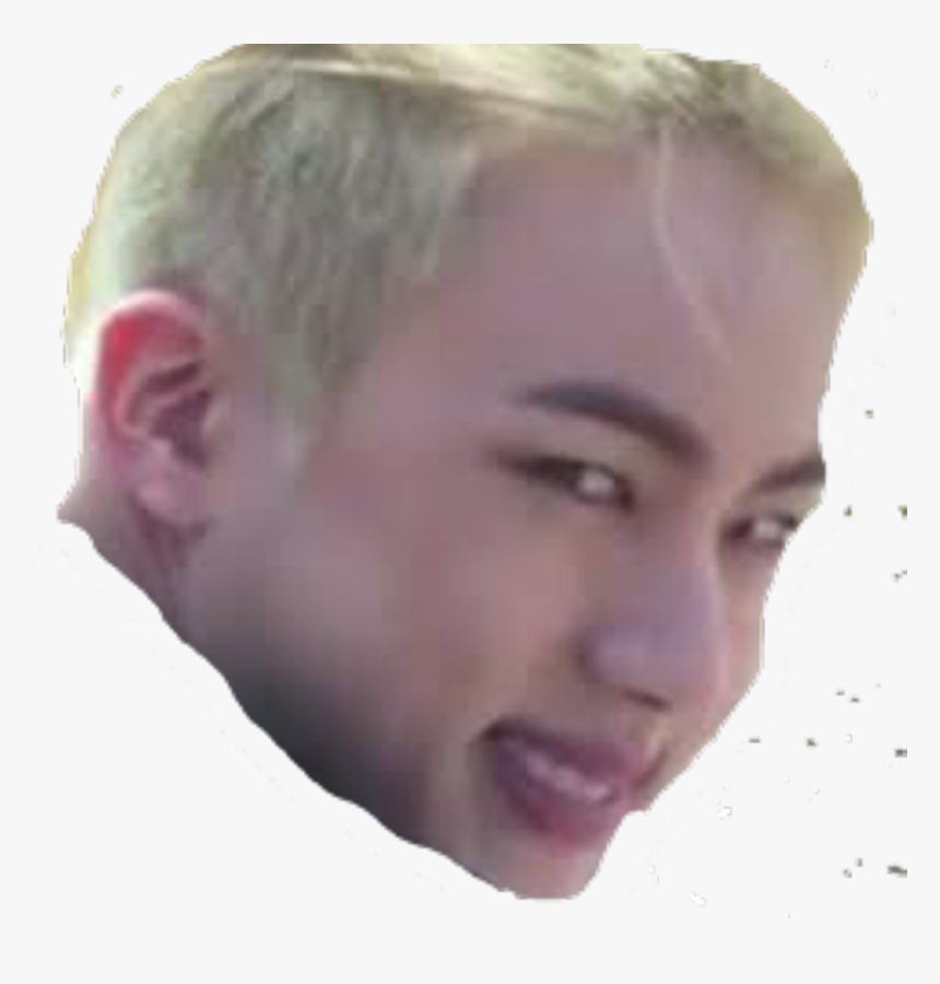 Jin Funny Face Jin Btsjin Bts Freetoedit Freetoedit Bts Funny