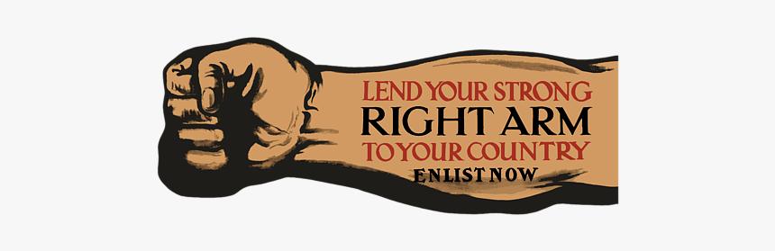 Slogan World War 1, HD Png Download, Free Download