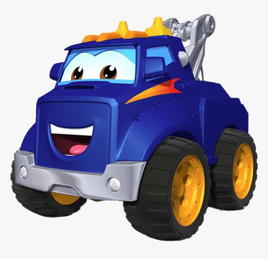 Handy The Tow Truck - Adventures Of Chuck And Friends Handy, HD Png Download, Free Download
