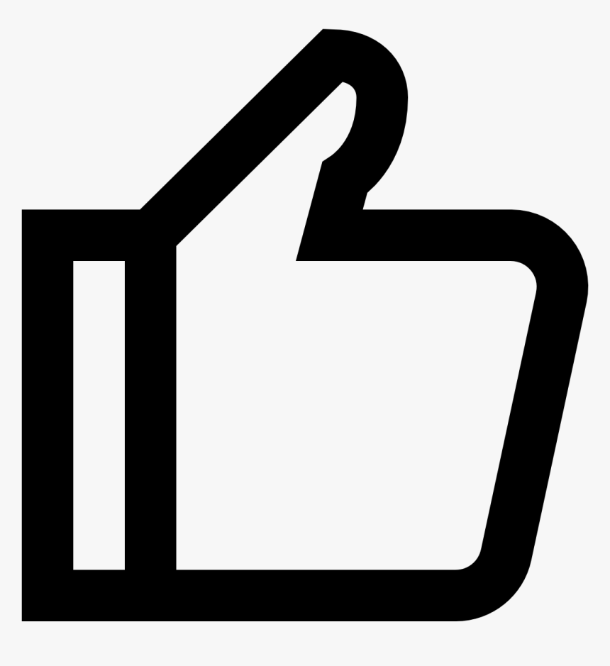 Thumbs Up Facebook Png Download - Thumb Up Creative Commons Png, Transparent Png, Free Download