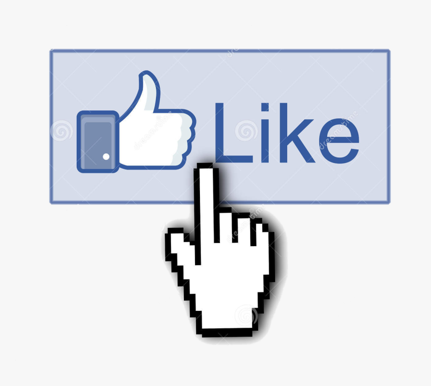 How To Maximize Facebook Likes - Facebook Like Button, HD Png Download, Free Download
