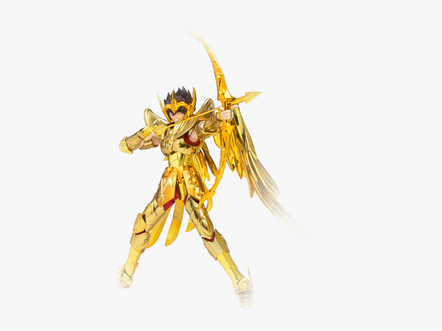 Saint Seiya Myth Cloth Ex Sagittarius Seiya Bandai - Action Figure Saint Seiya, HD Png Download, Free Download