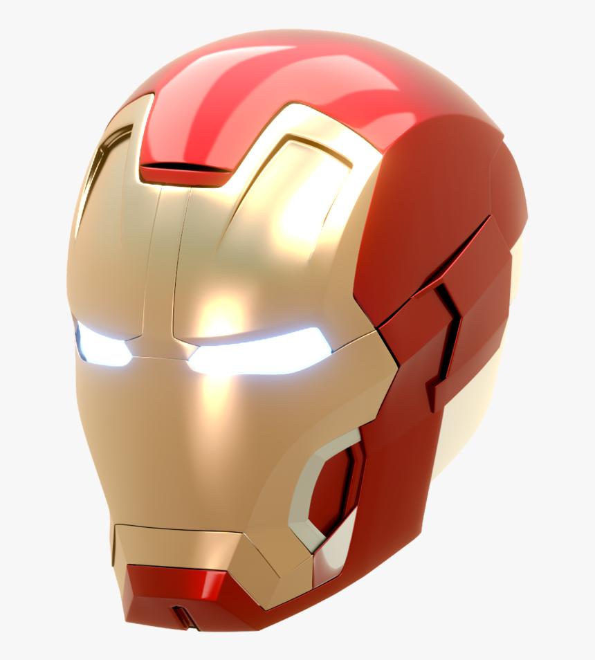 Iron Man Helmet Png , Transparent Cartoons - Iron Man Helmet Png, Png Download, Free Download