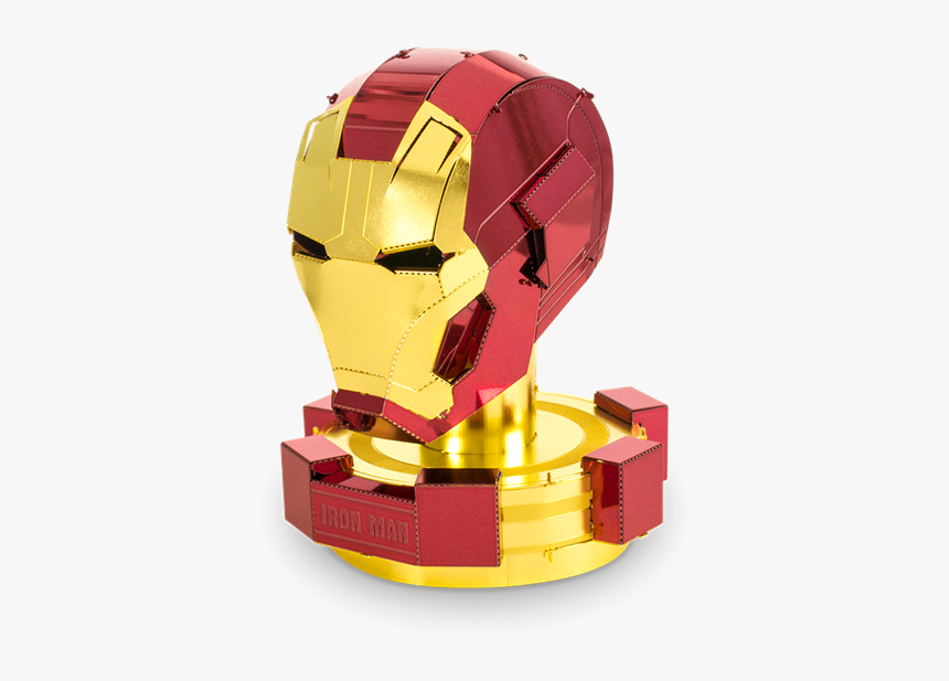 Picture Of Iron Man Helmet - Lego Iron Man Head, HD Png Download, Free Download