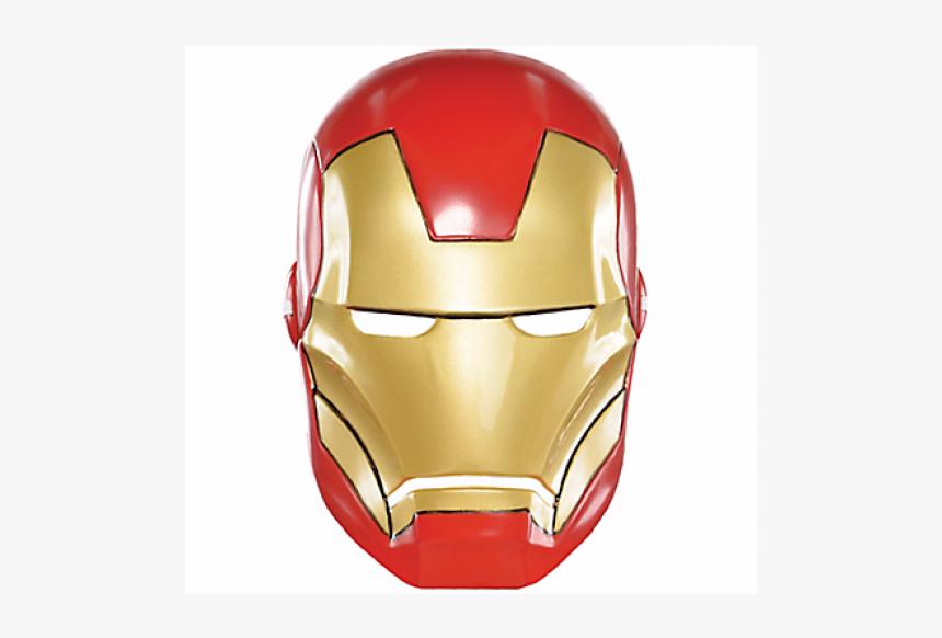 Iron Man Mask - Mask Of Iron Man, HD Png Download, Free Download