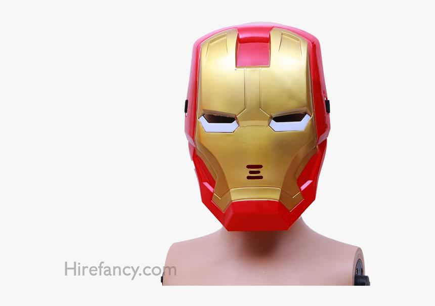 "Ironman Mask""  Title=""ironman Mask - Iron Man, HD Png Download, Free Download"