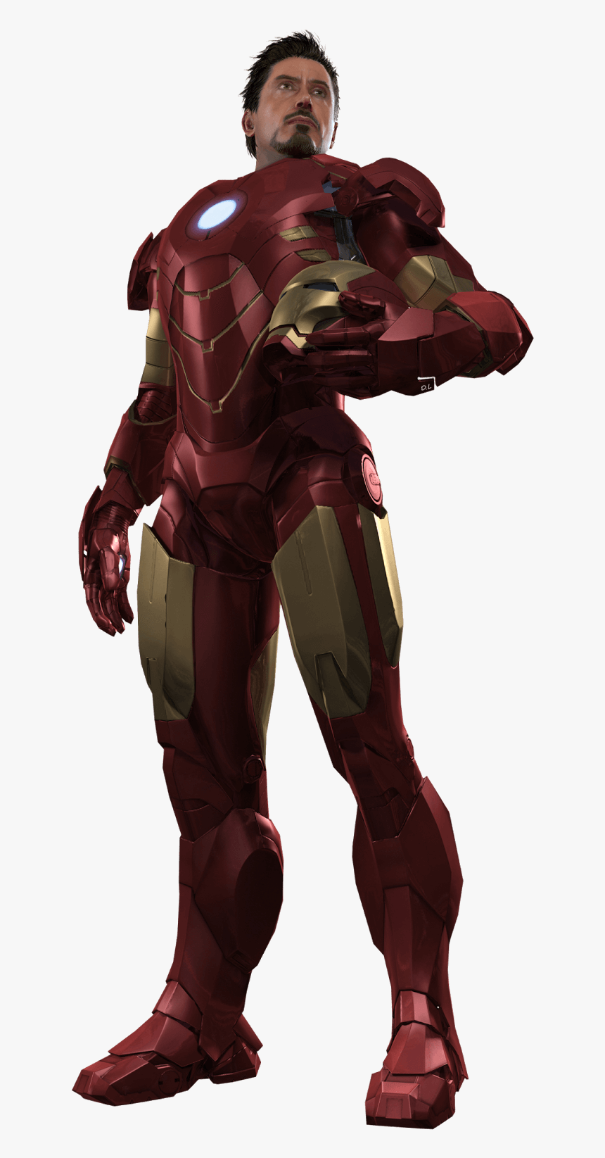 Ironman Png - Tony Stark Iron Man Png, Transparent Png, Free Download