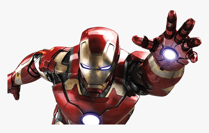 Iron Man Transparent Background, HD Png Download, Free Download