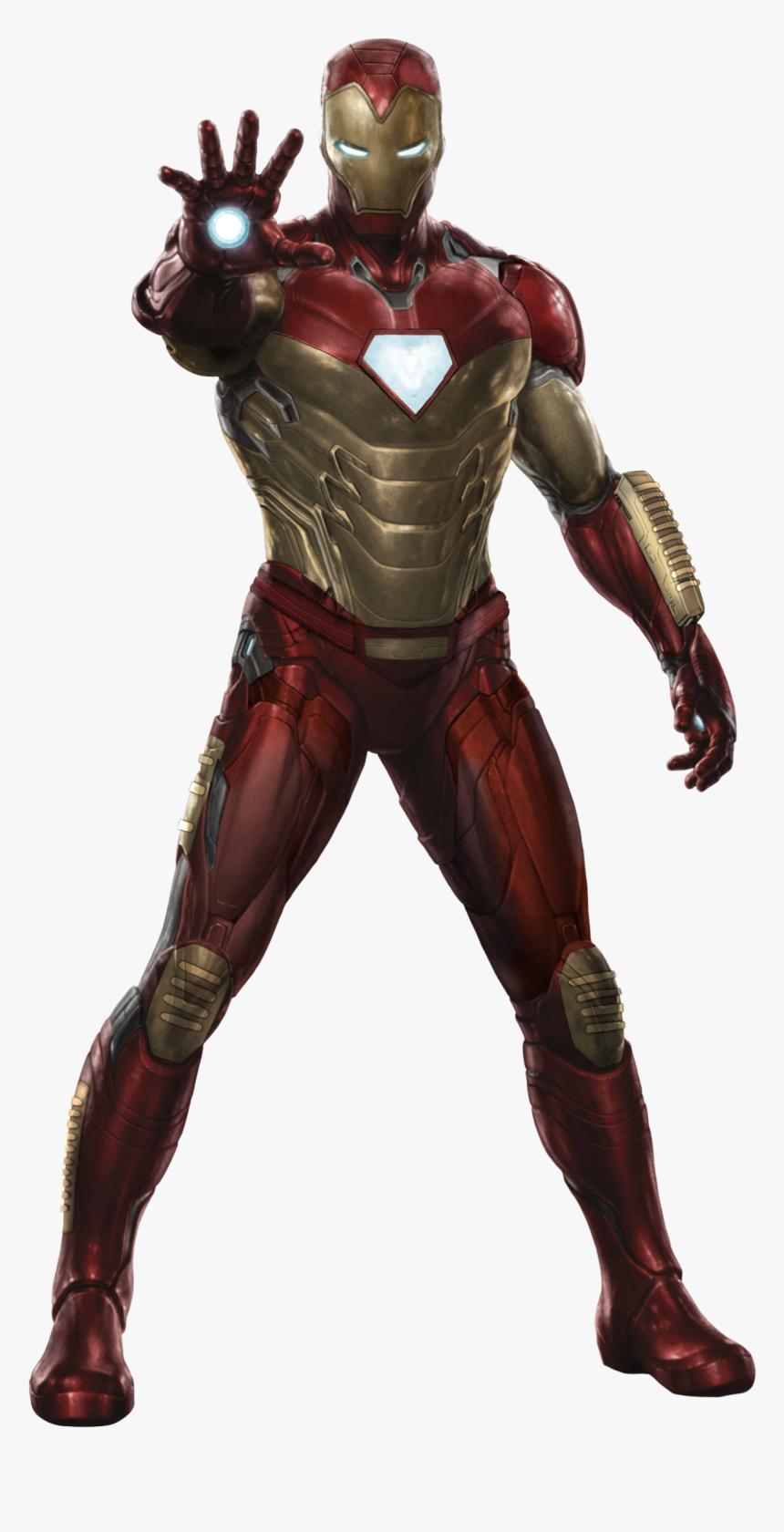 Iron Man Endgame Suit, HD Png Download, Free Download