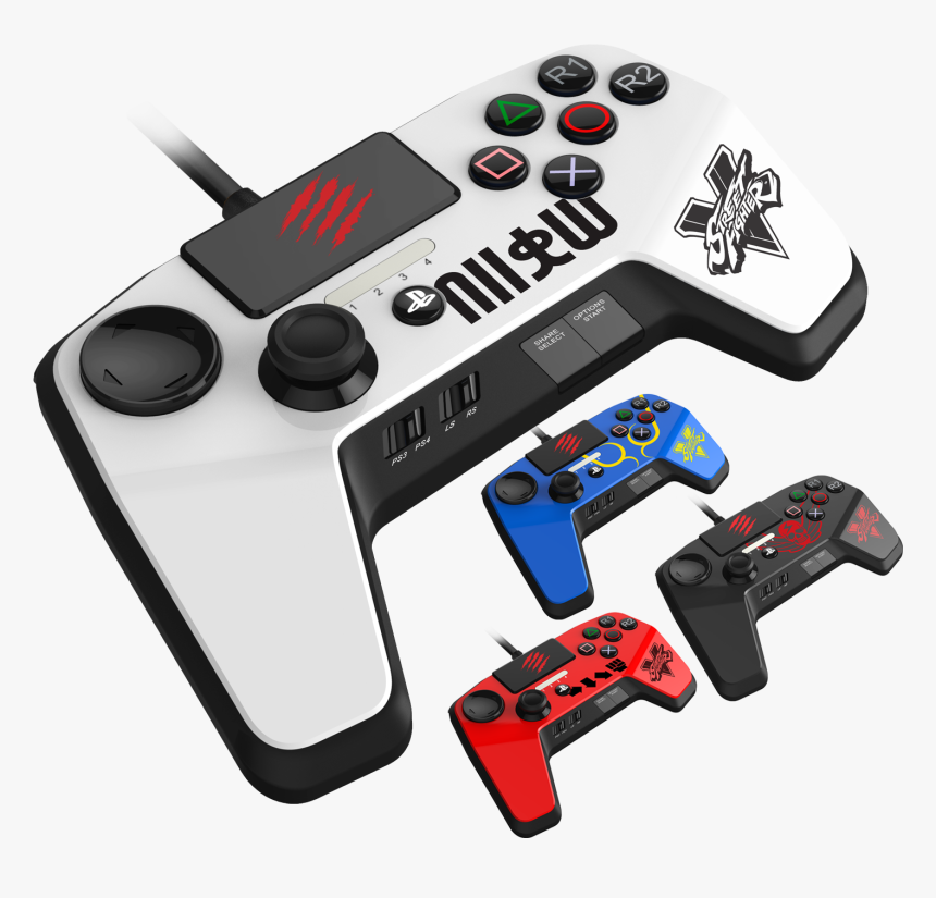 Street Fighter 5 Fightpad Pro Legacy Controller Fighting Game Hd Png Download Kindpng