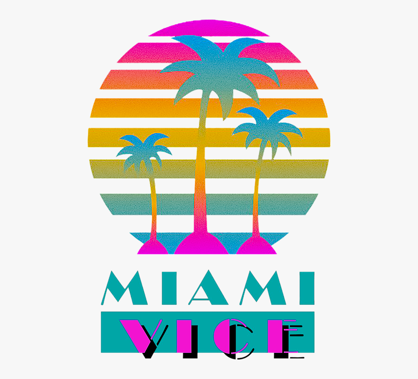 Miami Vice Soundtrack Hd Png Download Kindpng