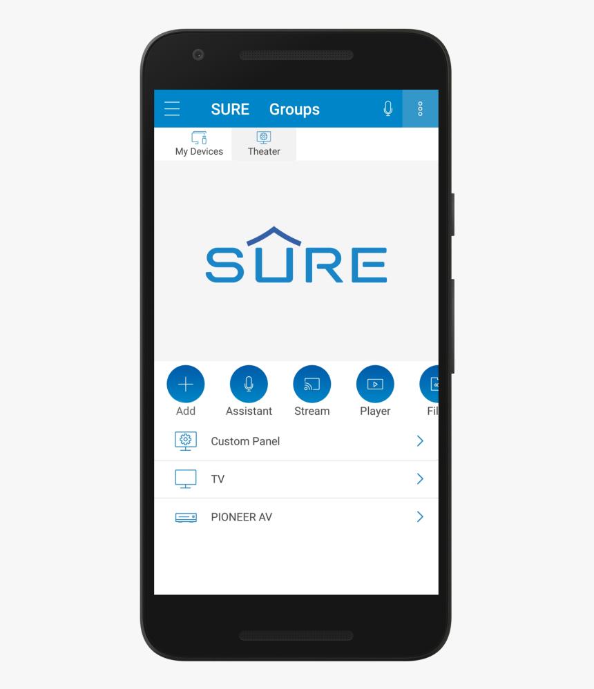 Main Menu Screen - Mobile App Product Listing, HD Png Download, Free Download