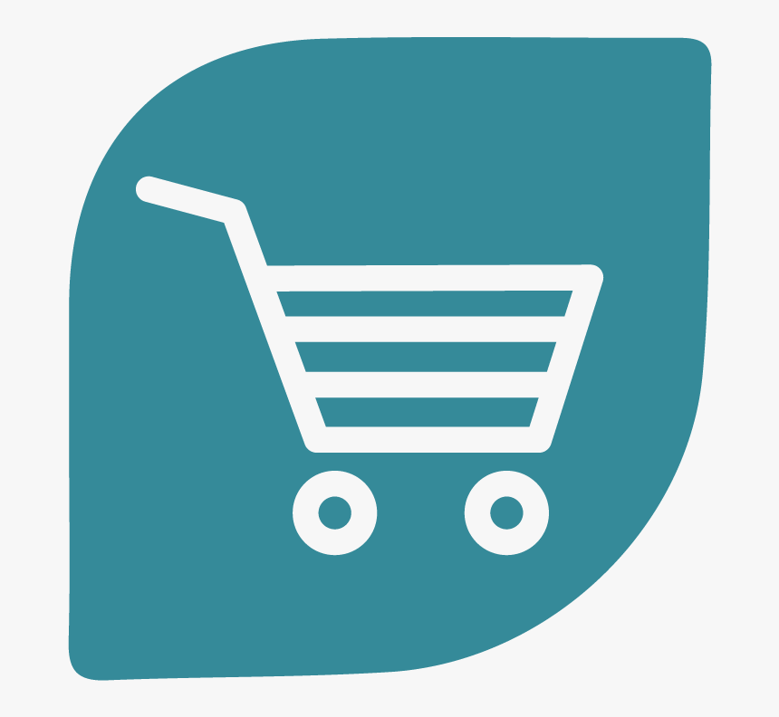 Retail Icon Red Png , Png Download - Icon Ecommerce Logo Png, Transparent Png, Free Download