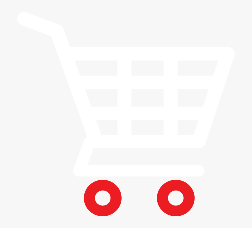 Icon Retail Reversed - Grocery Cart, HD Png Download, Free Download