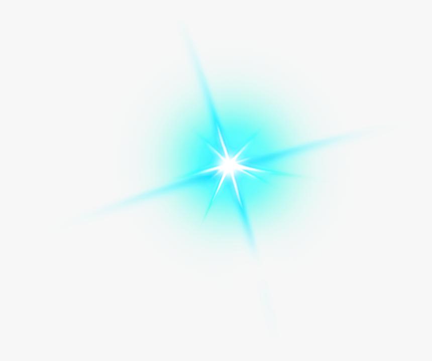 Transparent Blue Effects Png - Blue Light Shine Png, Png Download, Free Download
