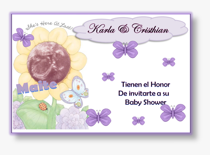 Blanca Nieves Bebe Fiestaideas Portal Car Interior - Precious Moments Baby Girl, HD Png Download, Free Download