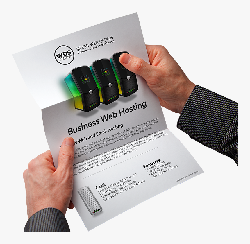 Brochure And Flyer Designs - Flyer, HD Png Download, Free Download