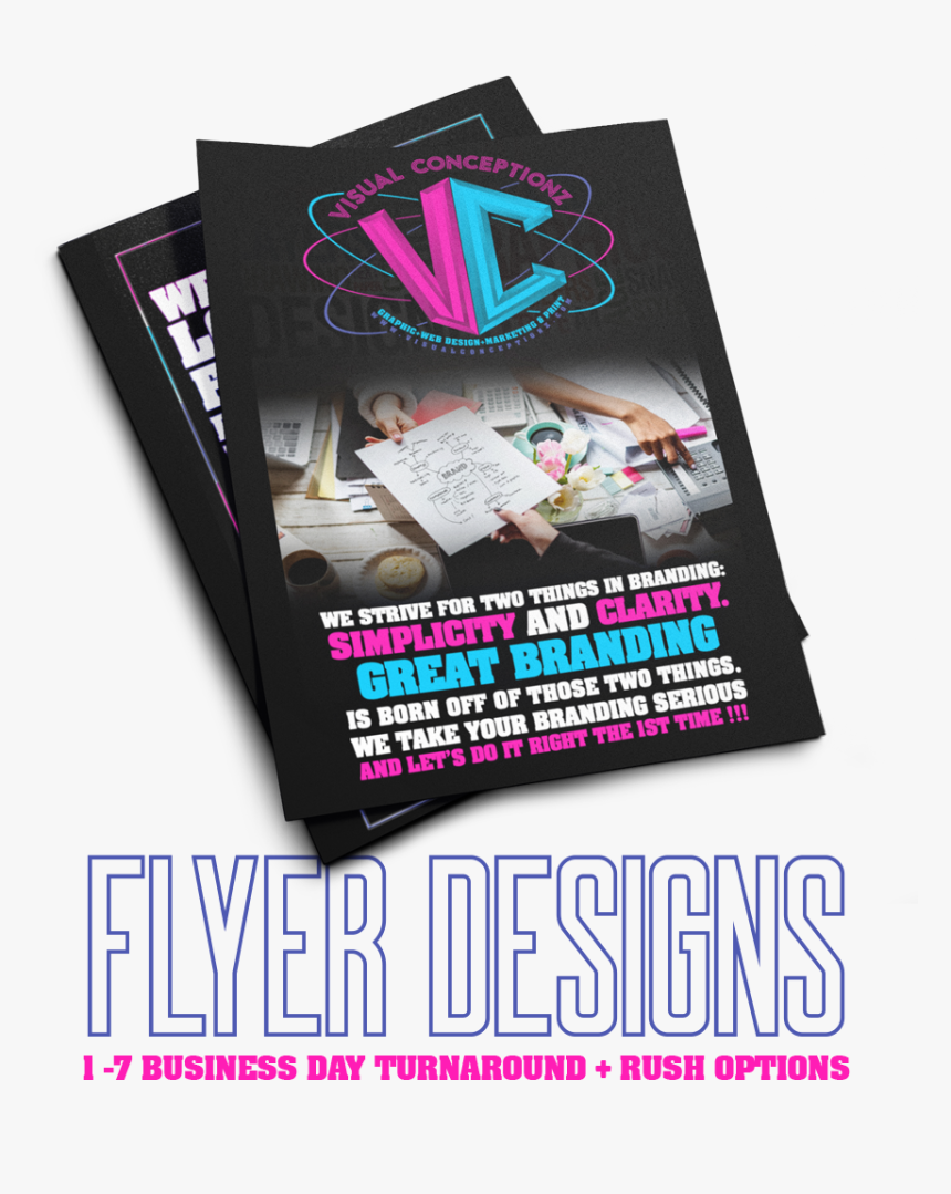 Make An Amazing First Impression To Gain The Clientele - Flyer, HD Png Download, Free Download