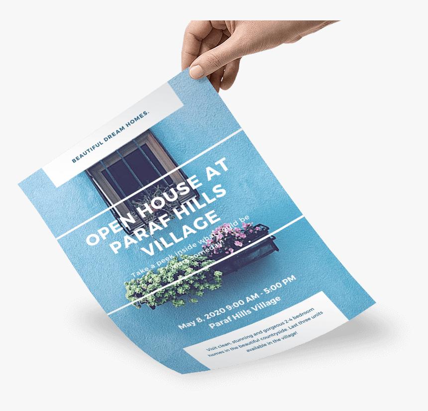 Flyer Design - Graphic Design, HD Png Download, Free Download