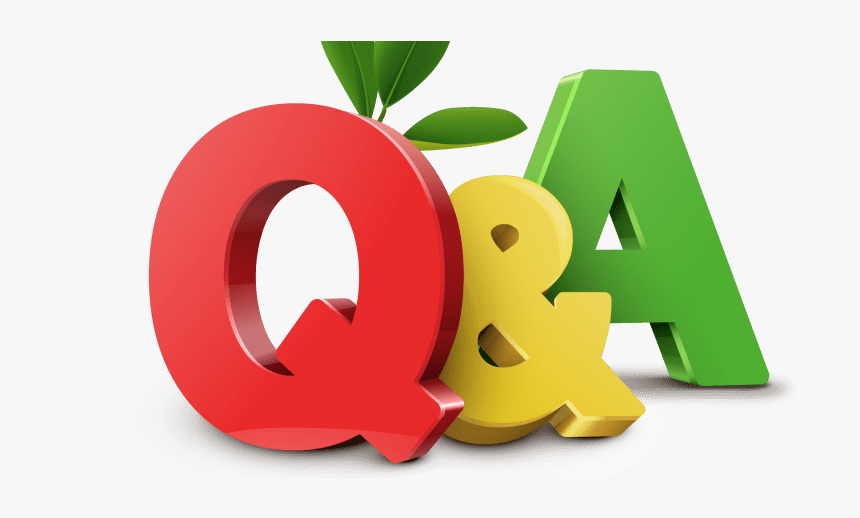 Question And Answer - Clipart Icon Q&a Png, Transparent ...