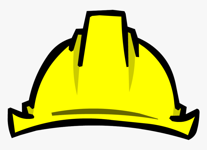 Hard Hat Club Penguin Wiki Th - Hard Hat Clipart Transparent, HD Png Download, Free Download