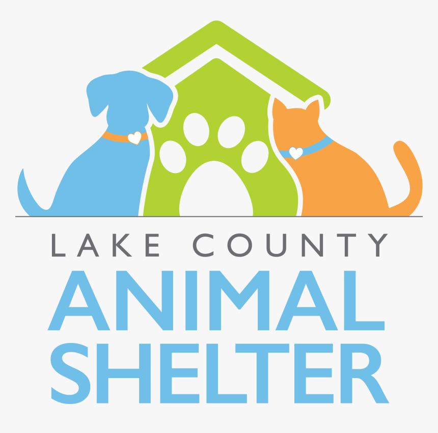 Lake County Animal Shelter Logo - Lake County Humane Society, HD Png Download, Free Download