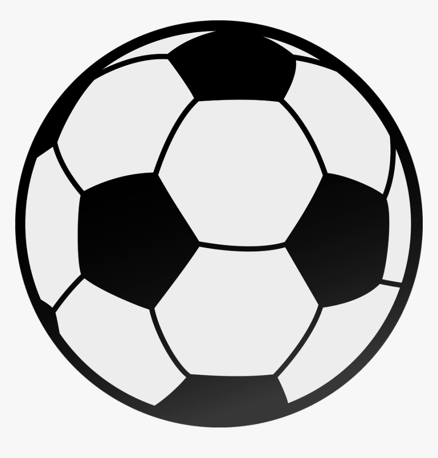 Free Sports Balls Cliparts Transparent Background Soccer Ball Clipart Hd Png Download Kindpng
