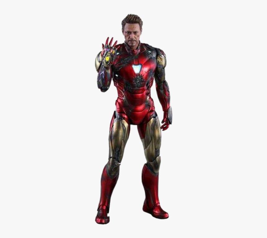 Iron Man Figure Endgame Hd Png Download Kindpng