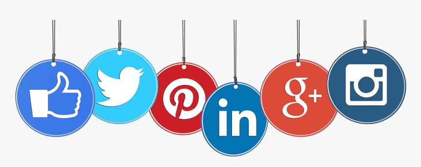 Social Media Logo Design, HD Png Download, Free Download