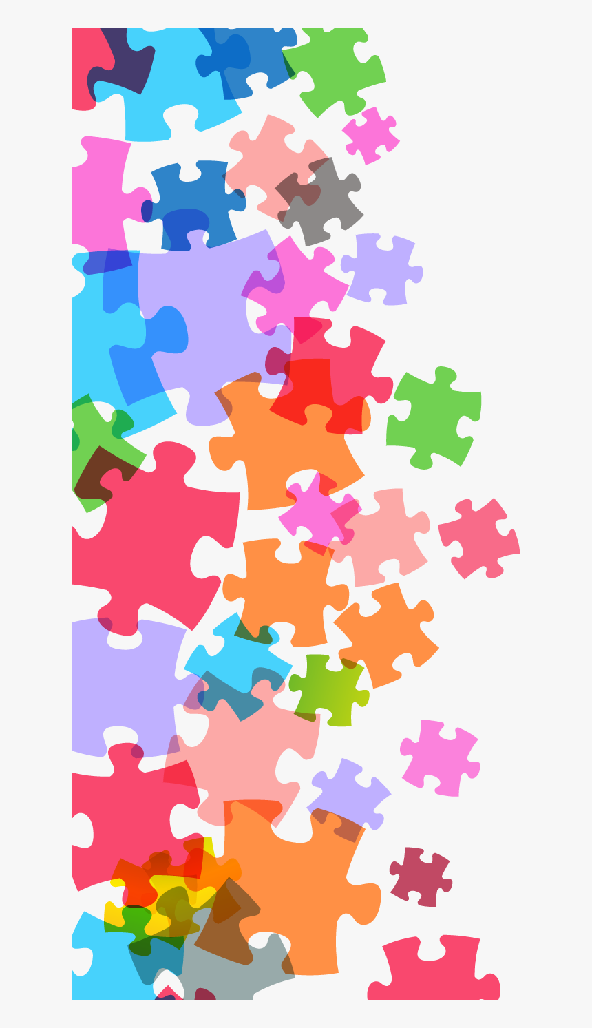 Jigsaw Puzzles Clip Art Transparent Background Jigsaw Puzzle Png